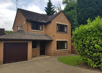 Thumbnail 3 bed detached house to rent in Church Meadow, Hyde