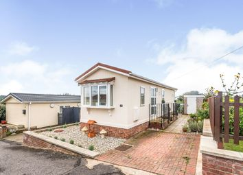 Thumbnail 1 bed mobile/park home for sale in Sunny Rise, Horspath, Oxford