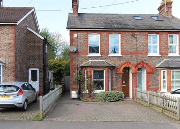 Thumbnail 2 bed semi-detached house to rent in Queens Road, Haywards Heath