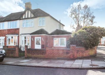 Thumbnail 4 bed semi-detached house for sale in Burnaston Road, Leicester