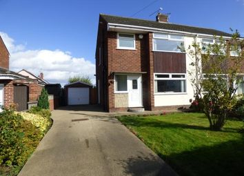 Thumbnail 3 bedroom semi-detached house for sale in Thirlmere Road, Whitby, Ellesmere Port, Cheshire