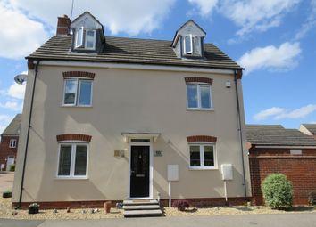 Thumbnail 4 bedroom detached house for sale in Lockhart Avenue, Oxley Park, Milton Keynes