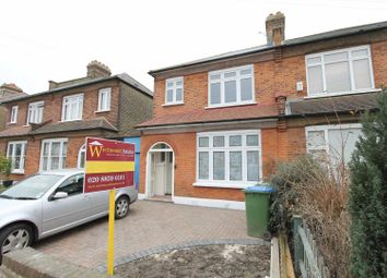 Thumbnail 3 bed end terrace house to rent in Dumbreck Road, London