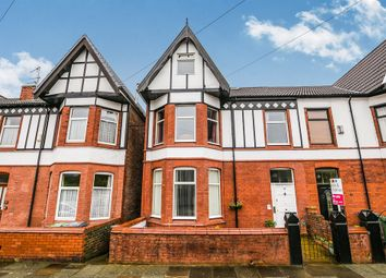 Thumbnail 6 bed semi-detached house for sale in Gorsehill Road, New Brighton, Wallasey