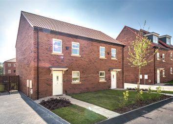 Thumbnail 3 bedroom semi-detached house for sale in Asket Drive, Leeds