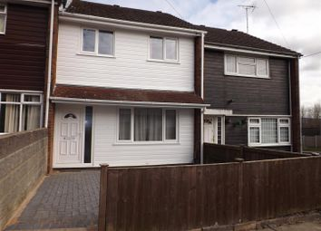 Thumbnail 3 bed mews house to rent in Nellan Crescent, Middleport, Stoke-On-Trent