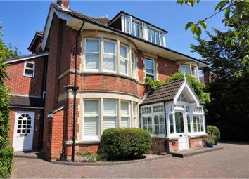 Thumbnail 3 bed flat to rent in 41 Portchester Road, Bournemouth