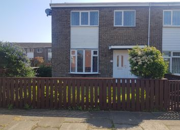 Thumbnail 3 bed end terrace house to rent in Thesiger Walk, Grimsby