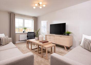 "Thumbnail 4 bedroom semi-detached house for sale in ""Kington"" at Summerleaze Crescent, Taunton"