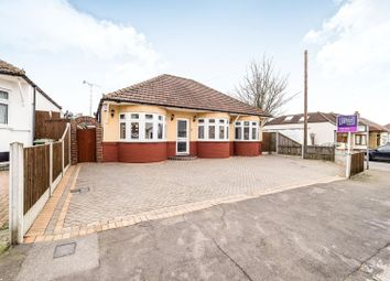 Thumbnail 4 bedroom detached bungalow for sale in Norman Road, Hornchurch