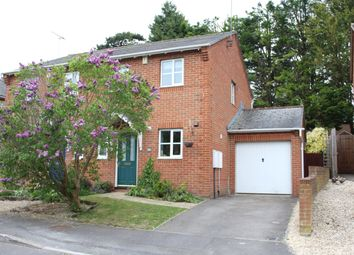 Thumbnail 2 bed semi-detached house for sale in Rockfel Road, Lambourn