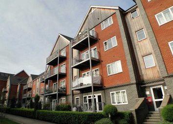 Thumbnail 1 bed flat to rent in Millward Drive, Bletchley, Milton Keynes