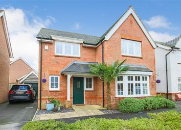 Thumbnail 4 bed detached house for sale in Field Drive, Crawley Down, West Sussex