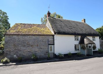 Thumbnail 4 bed cottage for sale in Cross Lane, Long Sutton, Langport