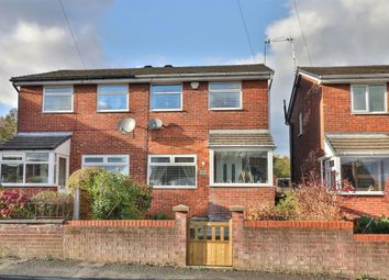 Thumbnail 2 bed semi-detached house for sale in James Street, Dearnley, Littleborough