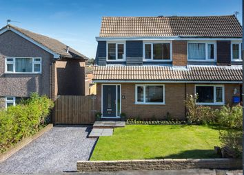 Thumbnail 3 bed semi-detached house for sale in Friary Close, Kirkham, Preston