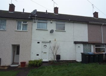 Thumbnail 2 bed terraced house for sale in Wheate Croft, Tile Hill, Coventry