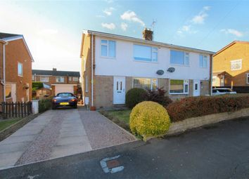 Thumbnail 3 bed semi-detached house for sale in Melwood Close, Penyffordd, Flintshire
