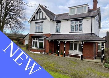 Thumbnail 6 bed detached house for sale in Star Crossing Road, Cilcain, Flintshire