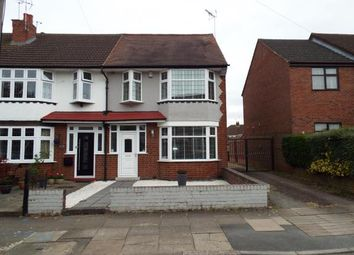 Thumbnail 3 bed end terrace house for sale in Copthorne Road, Coudon, Coventry