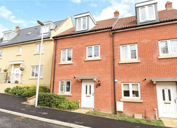 Thumbnail 3 bed terraced house for sale in Dukes Way, Axminster, Devon