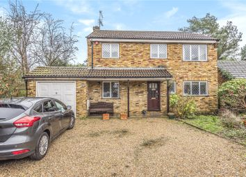 Thumbnail 4 bed detached house for sale in Rectory Close, Farnham Royal, Berkshire