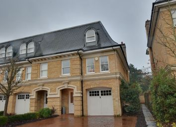 Thumbnail 4 bed end terrace house for sale in Langdon Park, Teddington