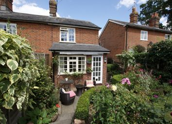 Cricket Green, Hartley Wintney, Hook RG27. 3 bed end terrace house