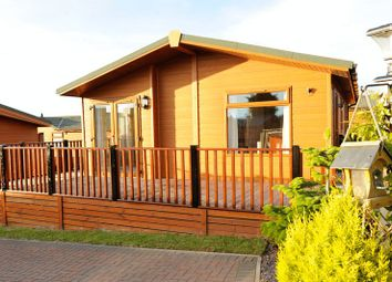 Thumbnail 2 bed lodge for sale in Ilfracombe