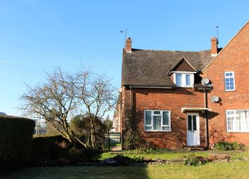 Thumbnail 3 bed end terrace house for sale in Sherborne Road, Town Centre, Basingstoke