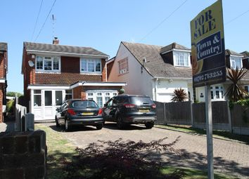 Thumbnail 5 bed detached house for sale in Whitehouse Road, Eastwood, Leigh-On-Sea