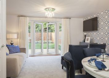 "Thumbnail 2 bed semi-detached house for sale in ""Wilford"" at Winchester Road, Whitchurch"
