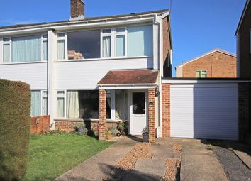 Thumbnail 3 bed semi-detached house for sale in Greenfields, West Grimstead, Salisbury
