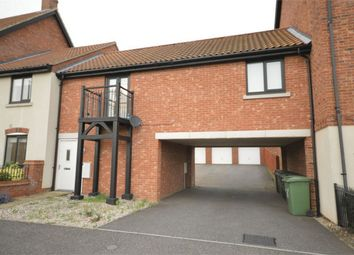 Thumbnail 2 bed terraced house for sale in Jasmine Walk, Cringleford, Norwich