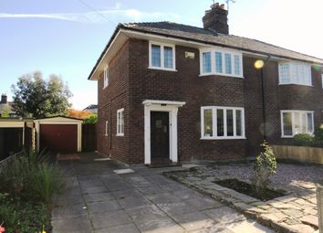 Thumbnail 3 bed semi-detached house for sale in Nelsons Croft, Bebington, Wirral