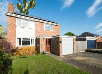 Thumbnail 4 bed detached house for sale in Damerham Close, Canterbury