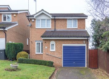 Thumbnail 3 bed detached house for sale in Haddon Close, Wellingborough