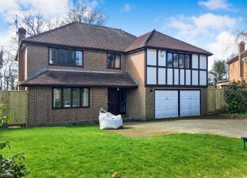Thumbnail 5 bedroom detached house for sale in Sandrock Park, Hastings