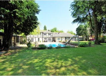 Thumbnail 6 bed detached house for sale in Crawley Hill, Romsey