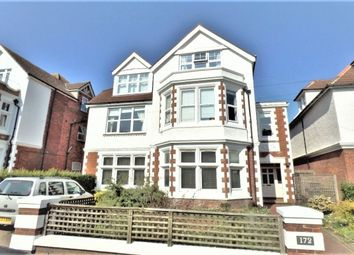 Thumbnail 3 bedroom flat for sale in Sandgate Road, Folkestone