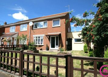 Thumbnail 3 bed semi-detached house for sale in Fairway, Northway, Tewkesbury