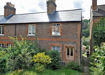 Thumbnail 3 bed terraced house to rent in Peperharow Road, Godalming