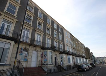 Thumbnail 2 bed flat for sale in Ethelbert Terrace, Margate