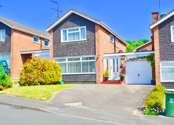 Thumbnail 3 bed detached house for sale in Firwood Drive, Tuffley, Gloucester
