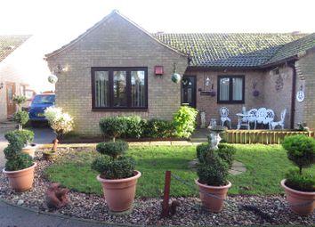 Thumbnail 2 bed semi-detached bungalow for sale in Blatchford Way, Heacham, King's Lynn