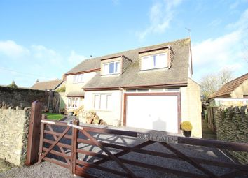 Thumbnail 5 bed detached house for sale in Watts Lane, Hullavington, Chippenham