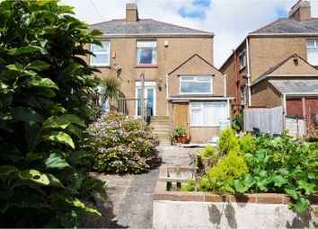 Thumbnail 3 bed semi-detached house for sale in Ivanhoe Road, Plymouth