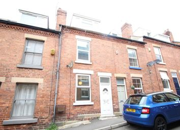 Thumbnail 4 bed terraced house to rent in Marr Terrace, Sheffield