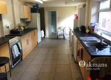 Thumbnail 7 bedroom property to rent in Dawlish Road, Birmingham, West Midlands.