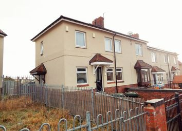 Thumbnail 4 bed flat for sale in Wantage Avenue, North Shields
